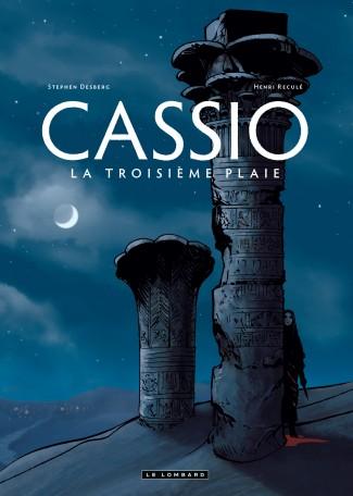 Cassio - Série [Desberg-Reculé] Cassio12