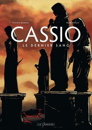 Cassio - Série [Desberg-Reculé] Cassio13