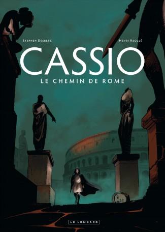 Cassio - Série [Desberg-Reculé] Cassio14
