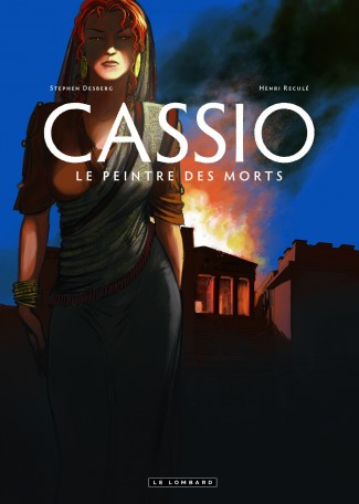 Cassio - Série [Desberg-Reculé] Cassio17