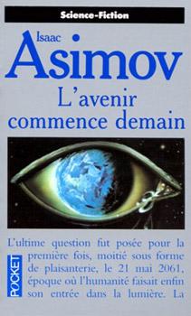 [Asimov, Isaac] L'avenir commence demain Pocket10