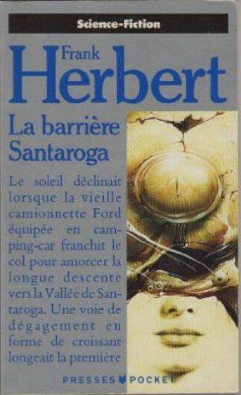 [Herbert, Franck] La barrière Santaroga Pp528310