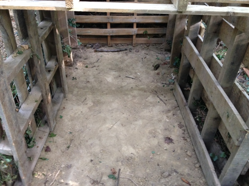 1er bunker semi enterrée Phodto10