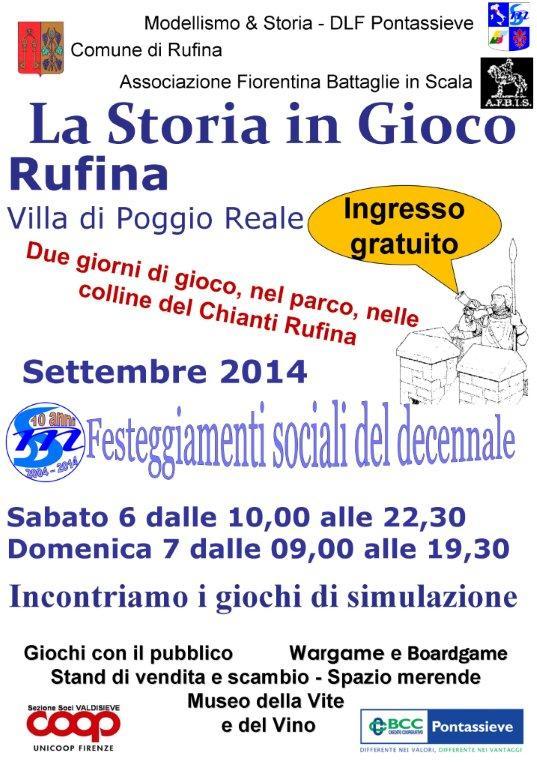 LA STORIA IN GIOCO Storia10