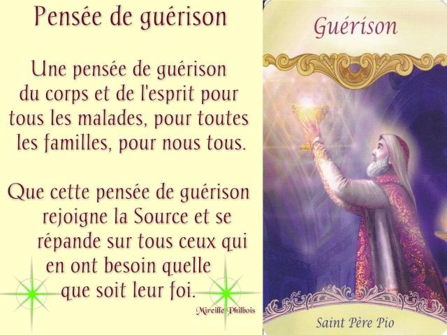 PENSEE DE GUERISON 10630710