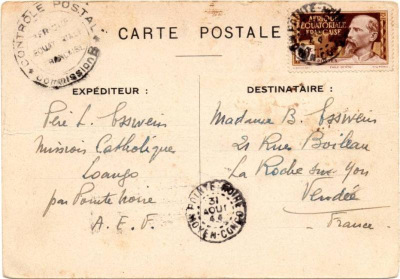 Utilisation des entiers Iris et Pétain et cartes interzones hors de France 1944_a10