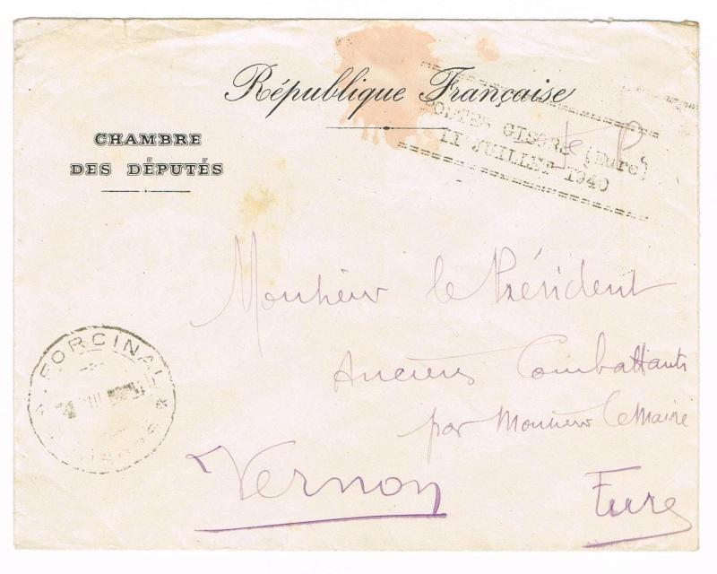 juillet 1940 Forcinal Gisors Ccf22010