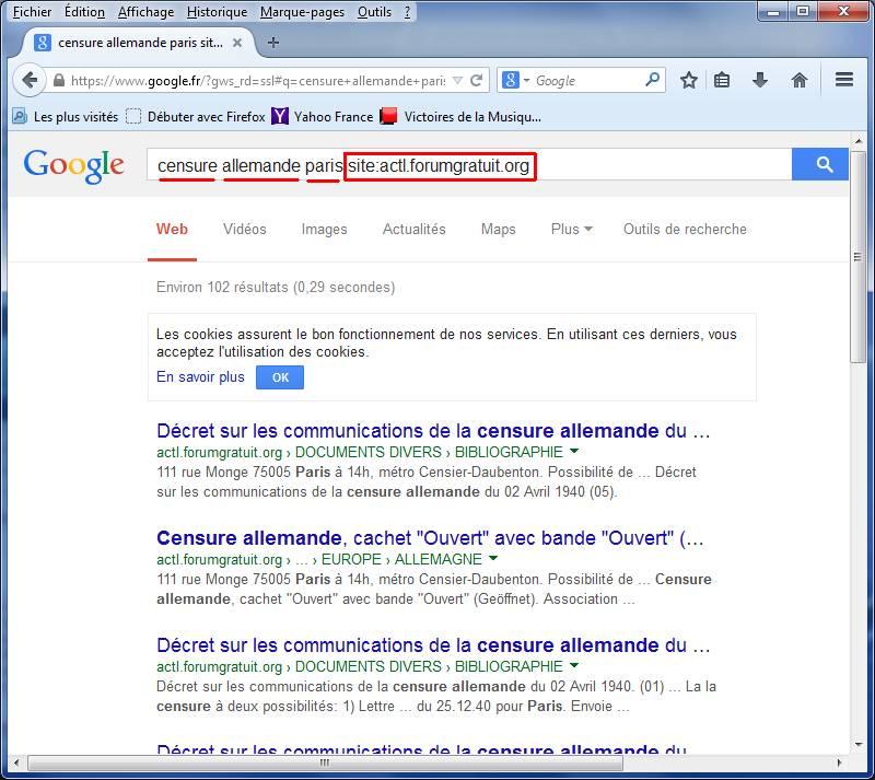 Recherche dans le forum via Google Recher10