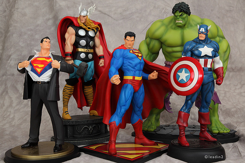 SUPERMAN FOR TOMORROW ARTFX STATUE 11550910