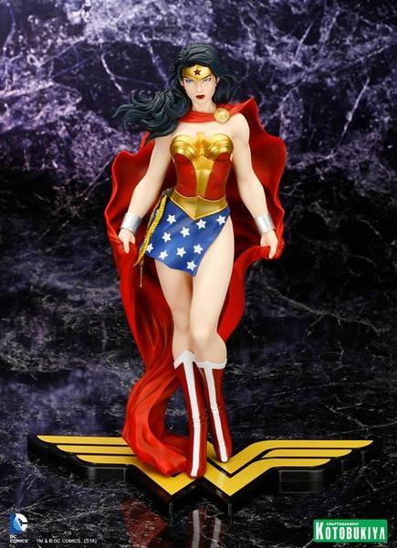 WONDER WOMAN ARTFX Statue C1a25610