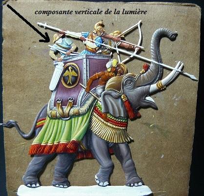 Elephants de guerre - Gottstein - plat 30mm  les 2 finis 16_oct11