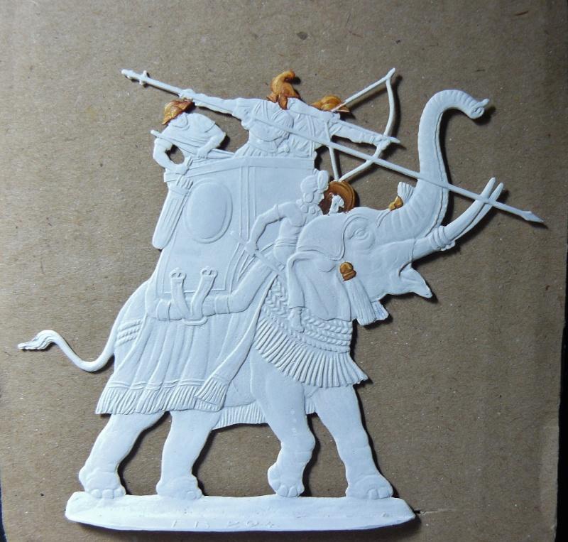 Elephants de guerre - Gottstein - plat 30mm  les 2 finis 6_octo13