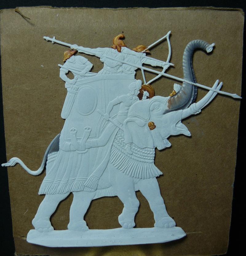Elephants de guerre - Gottstein - plat 30mm  les 2 finis 6_octo15