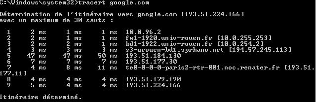 [Résolu] Problème DNS Tracer10