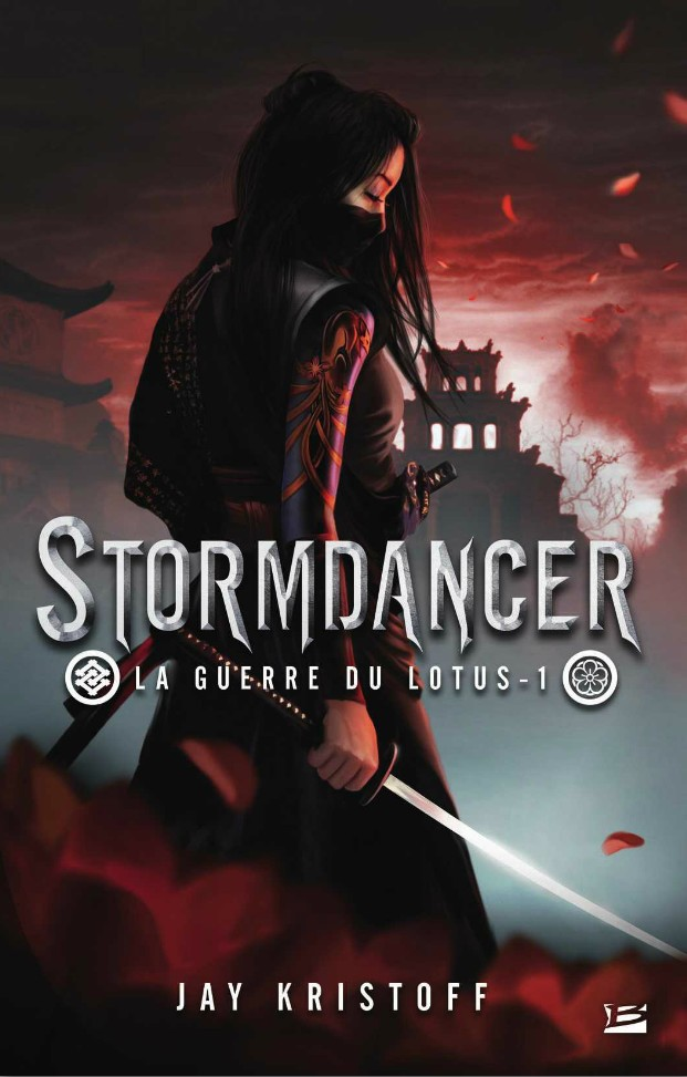 La guerre du lotus, tome 1 : Stormdancer Lotus10