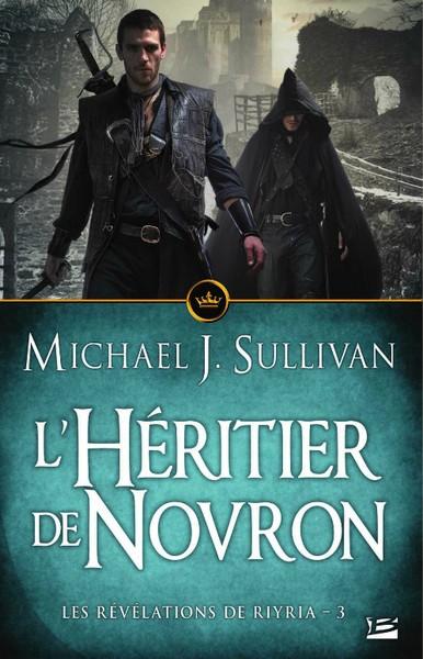 Les Révélations de Riyria, Tome 3 : L'héritier de Novron Novron10