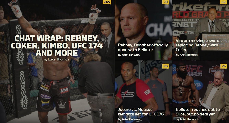 Bellator announces departure of executives Bjorn Rebney and Tim Danaher Untitl10