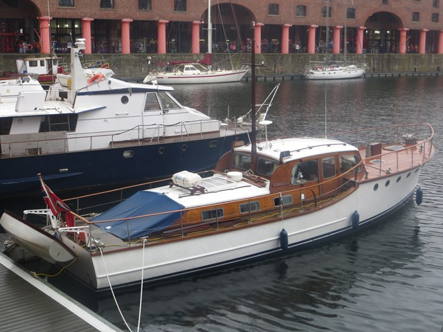 The Lady Jane. 5ft Vintage River Cruiser 005_co10