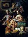 La musique dans la peinture - Page 9 Rembra11