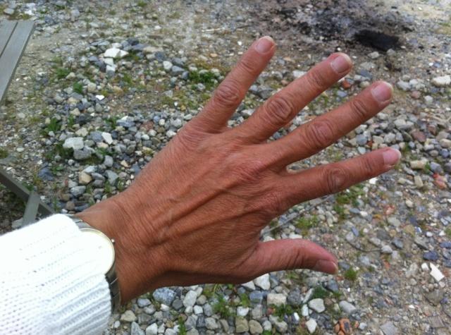 Vos mains... Screen24