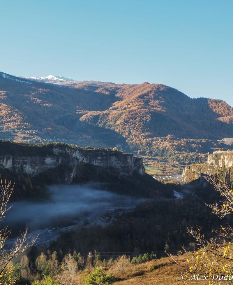 Paysages de montagne au lever du jour!!!! Pb131711