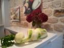 Sculptures sur mie de pain : Pétra Werlé 20141010