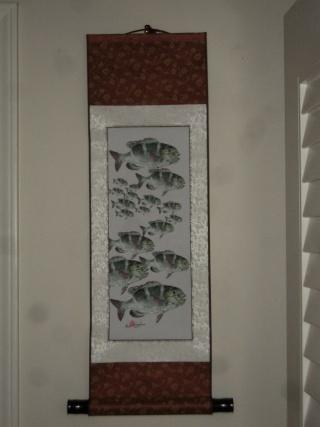 gyotaku scrolls Dsc05610