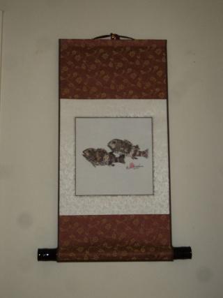 gyotaku scrolls Dsc05611