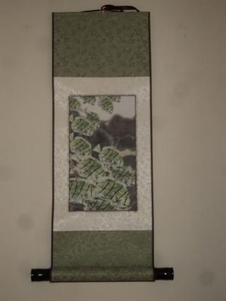 gyotaku scrolls Dsc05612