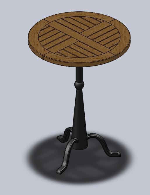 Fabrication d'un plateau  en bois pour table de bistrot - Page 6 Captur13