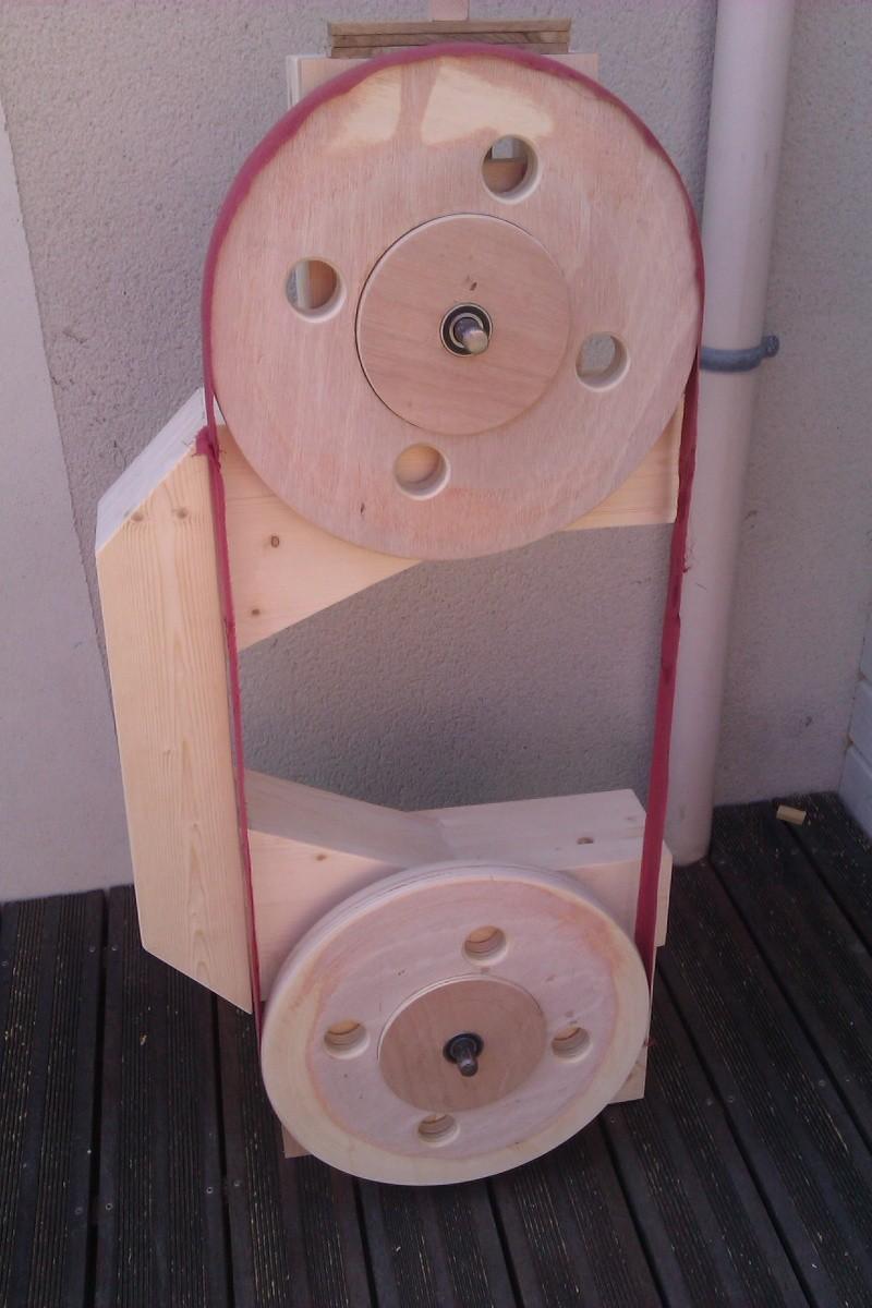 [Fabrication] Scie à ruban en bois - Page 4 Imag1911
