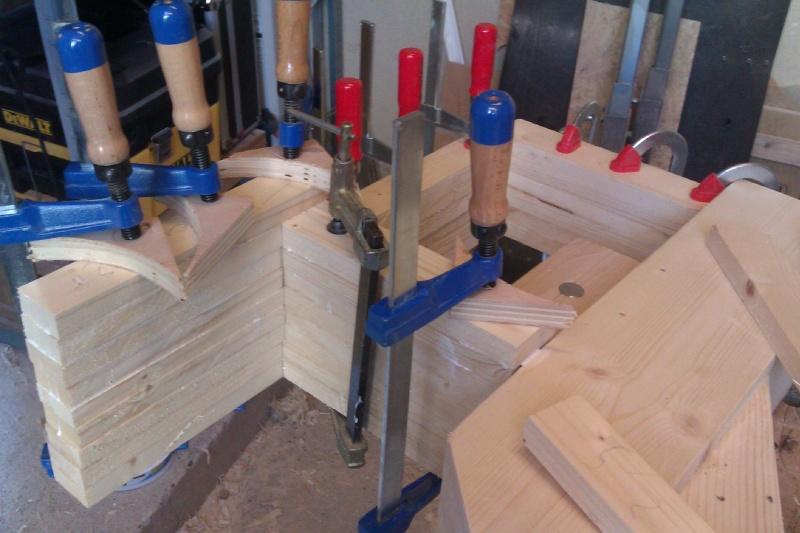 [Fabrication] Scie à ruban en bois - Page 4 Imag1913