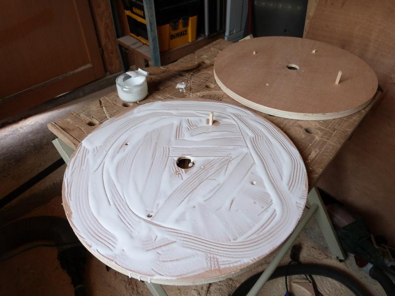 [Fabrication] Scie à ruban en bois - Page 2 P1040512