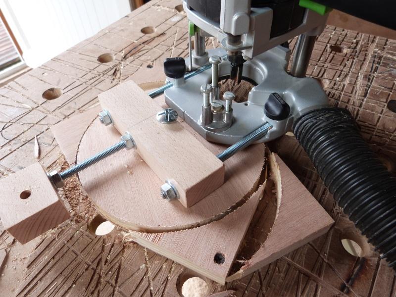 [Fabrication] Scie à ruban en bois - Page 2 P1040519
