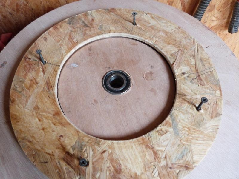 [Fabrication] Scie à ruban en bois - Page 2 P1040522