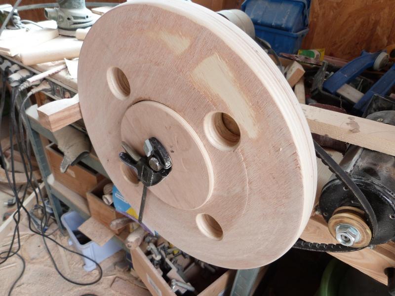 [Fabrication] Scie à ruban en bois - Page 2 P1040525
