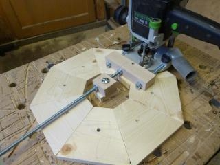 [Fabrication] Scie à ruban en bois - Page 2 P1040530