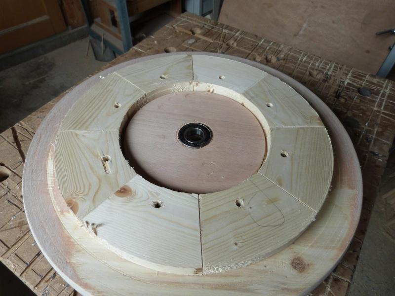 [Fabrication] Scie à ruban en bois - Page 2 P1040532