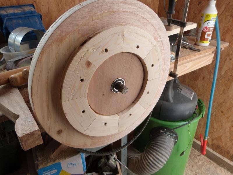 [Fabrication] Scie à ruban en bois - Page 2 P1040533