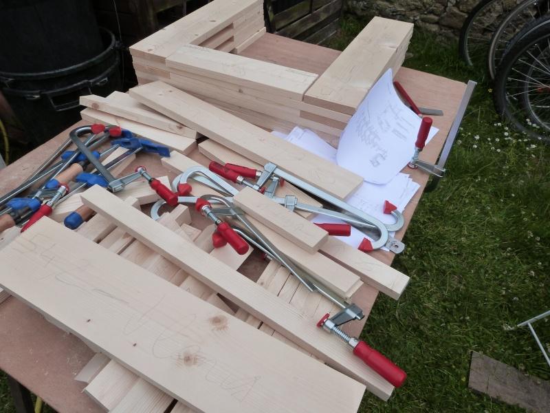 [Fabrication] Scie à ruban en bois - Page 2 P1040534