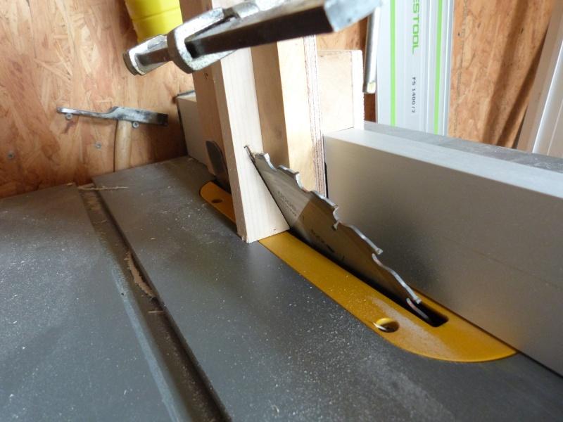 [Fabrication] Scie à ruban en bois - Page 2 P1040536