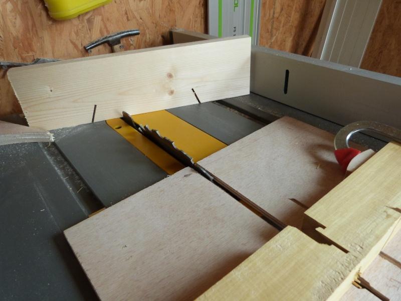 [Fabrication] Scie à ruban en bois - Page 2 P1040538