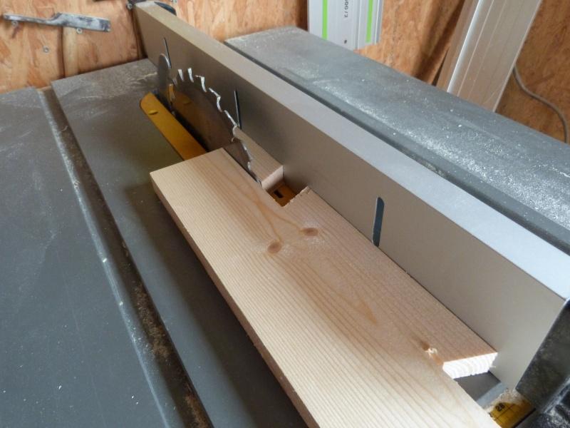 [Fabrication] Scie à ruban en bois - Page 2 P1040539