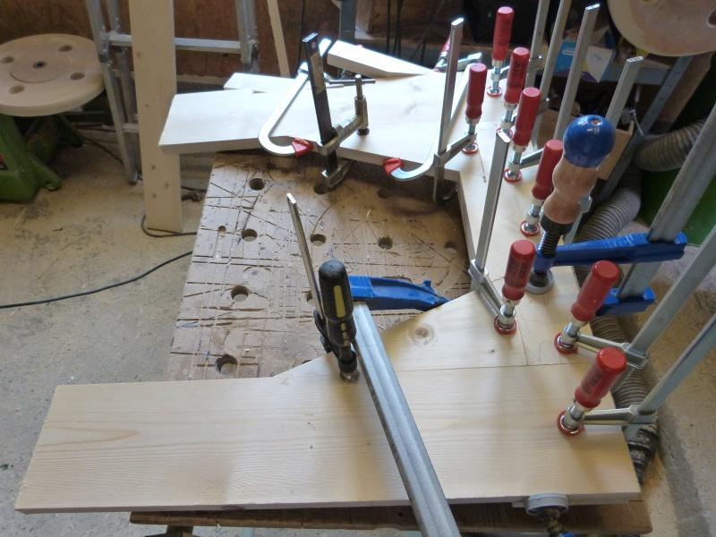 [Fabrication] Scie à ruban en bois - Page 2 P1040611