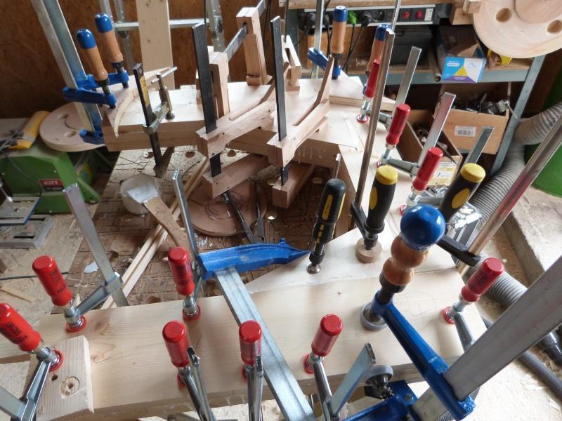 [Fabrication] Scie à ruban en bois - Page 2 P1040612