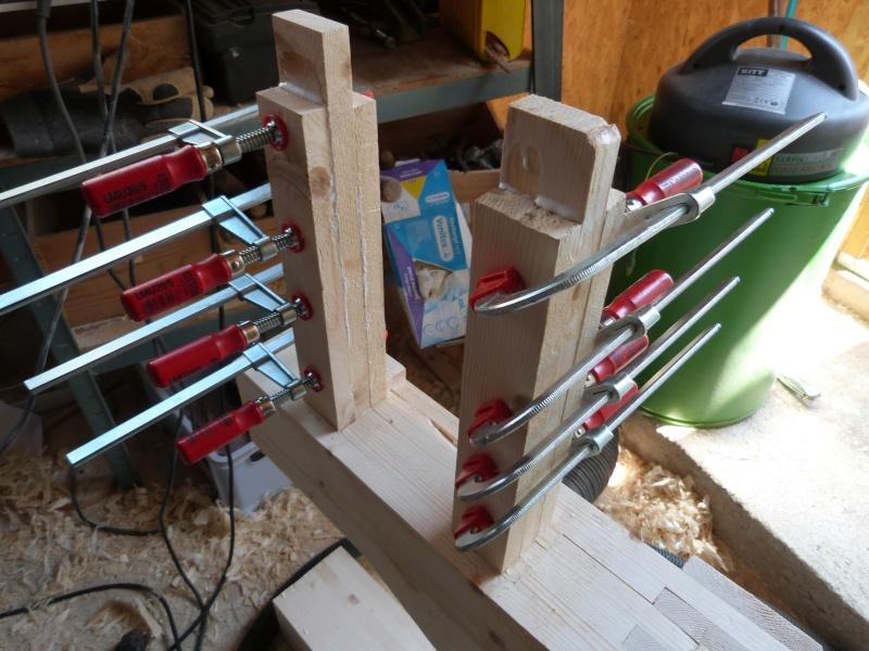 [Fabrication] Scie à ruban en bois - Page 3 P1040633