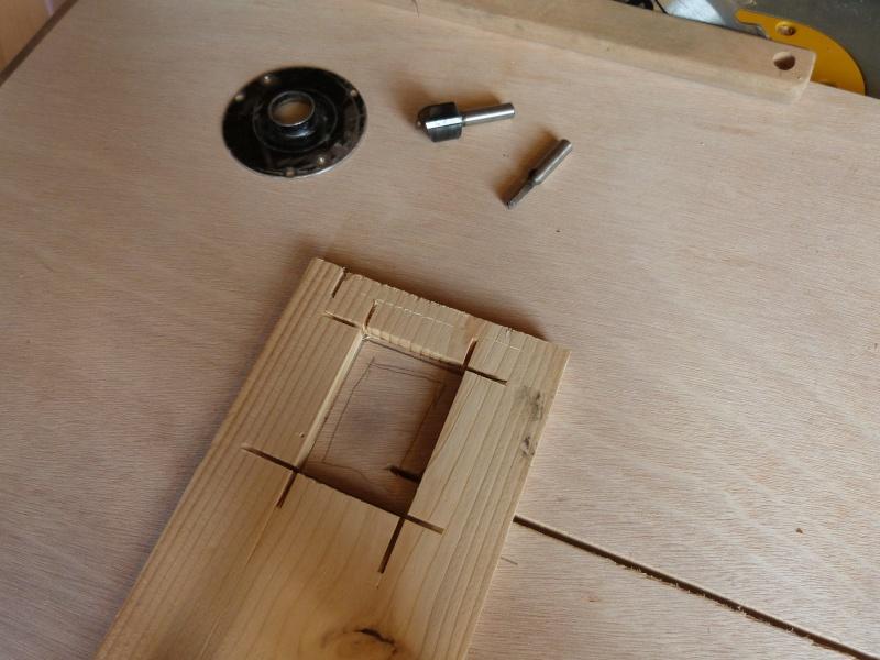 [Fabrication] Scie à ruban en bois - Page 6 P1040819