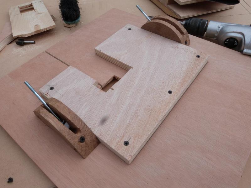 [Fabrication] Scie à ruban en bois - Page 6 P1040823