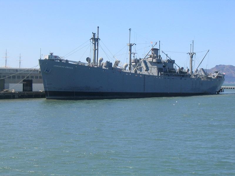 """Le LIBERTY SHIP s.s   """" Trumpeter 1/350 """" Photos11"""