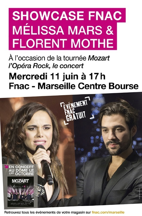 [27.06.2014] Showcase Fnac Marseille Centre Bourse 10360410